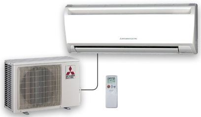 Mitsubishi Ductless Air Conditioners