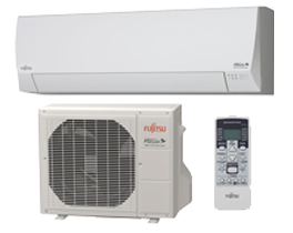 FUJITSU Ductless Air Conditioners