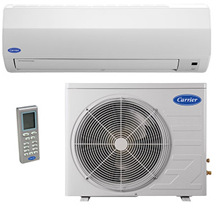 Carrier Ductless Air Conditioners